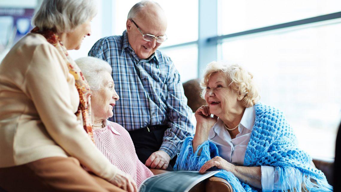 Когда нужны услуги частного дома престарелых?