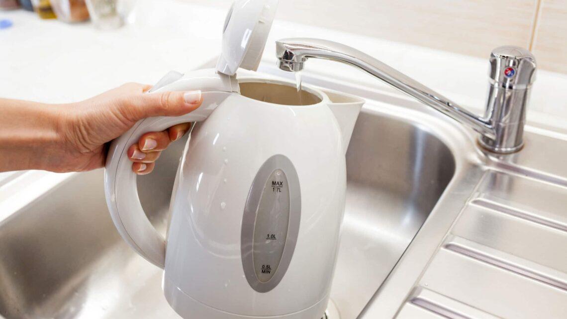 Как чистить чайник лимонной кислотой