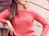 Модные женские свитера 2020